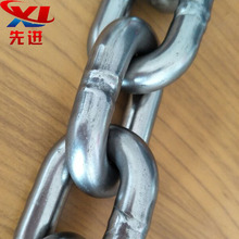 304/316/316L welded stainless steel link chain