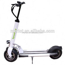 2 wheels kick scooter trike t-bar bike foldable with lithium battery 40km/h