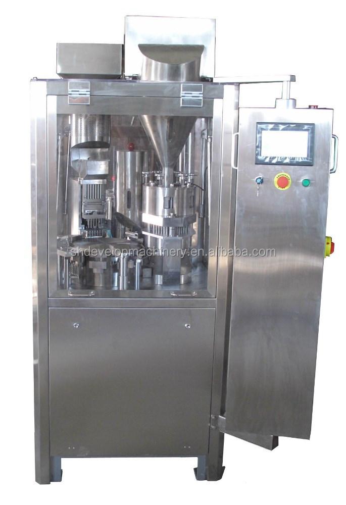 pharmaceutical capsule filling machine