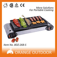 CE/AGA/GS approved high quality gas bbq grill machine