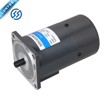 120w 104mm low rpm ac small electric magnetic brake motor