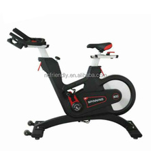 Commercial magnetic Spin Bike with 20KG Heavy Duty Flywheel Gym Exercise Bike