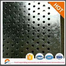 5mm thick stainless steel perforated sheet