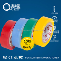 10rolls a shrink pvc isolation electrical tape 19mmx20m