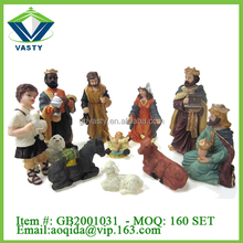 Christmas nativity figure holy family decoration