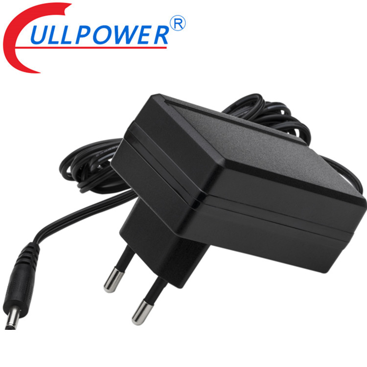 LEVEL VI Europe plug adapter 24V 1.2a 1200ma 14.4V 2A 28.8W ac dc power adapter supply