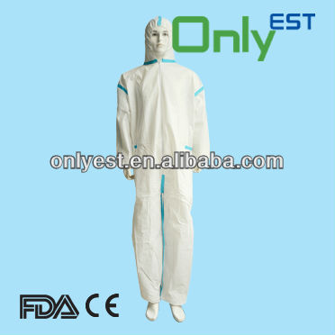 Non-woven Fabric waterproof isolation Operation theatre gowns