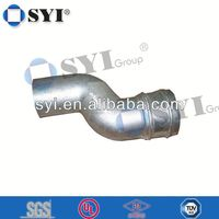 oem aluminum resin sand casting of flame arrester - SYI group