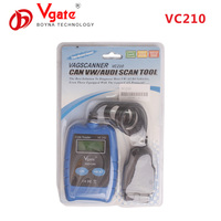 Vgate VC210 VAG+CAN Auto Scanner OBD2 OBDII EOBD CAN Code Reader Diagnostic Tool for VW Vehicles
