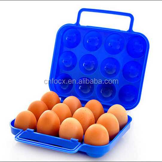 Plastic Eggs Box / Protects eggs case / carrying eggs