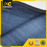 Low price polyester cotton spandex denim fabric for jeans