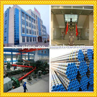 carbon steel non-alloy oil and gas pipe API 5L seamless steel pipe