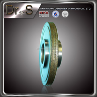 Professional product diamond resin bond grinding wheel for grinding