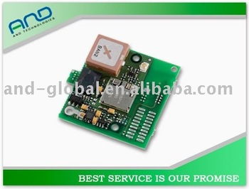 GPS tracking product design for car