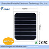 4W/3.5V Sunpower PET Cheap Solar Panel 12V Solar Panel Charge Controller