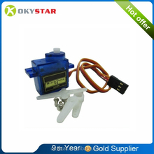 SG90 180 Degrees 9G Micro Servo Motor For Boat or Car or Plane or Helicopter or Robot