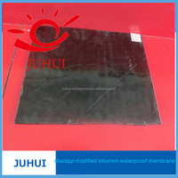 sbs self adhesive bitumen waterproof membrane with aluminum cover