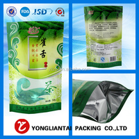 Aluminum Foil Plastic Food Packaging Bag For Snack Food and Nuts