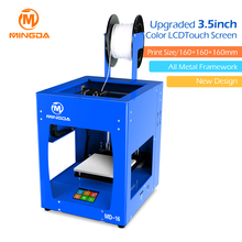 3d printer hot end Digital Printer Type and Automatic Grade large 3d printer for 3d object
