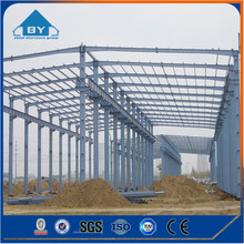 Prefabricated Steel Fabrication Poultry Farm Control Shed