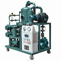 Vacuum Transformer oil regeneration machine series ZYD