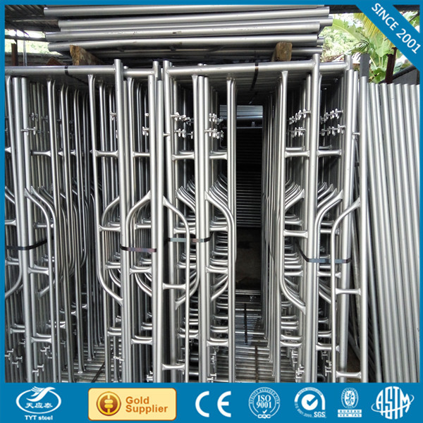 Steel Scaffolding Manufacturers : Leading manufacturer kwikstage scaffold with a bottom