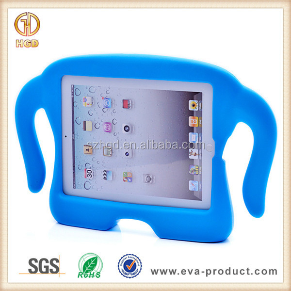 Elephant shape protective tablet case, Suitable for apple ipad tablet case