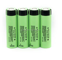 Best quality 18650 battery 3.7v lithium battery for pansonic ncr18650b 18650 3400 mah