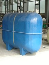 Glass Reinforced Polyester Tank