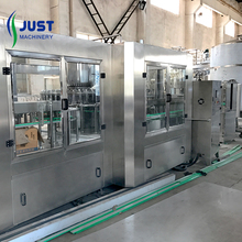 China Good alcohol bottling plant advanced technology juice bottle filling machine accurate for line
