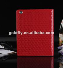 New Leather Case for i-Pad3 (GF- iP3-32) (leather case for p5100 p5110(leather case for p5100 p5110/leather case for zte)
