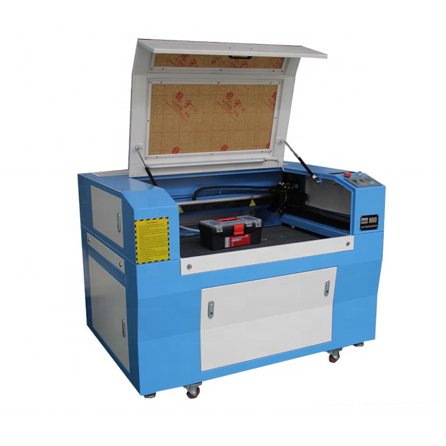 Reci CO2 80W 100W Acryliy Arts and Crafts Laser Cutting and CNC Engraving Machine 9060