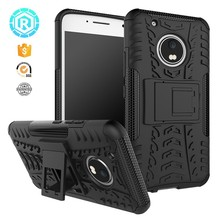 Case for Moto G5 Plus back cover case for Moto G5 Plus kickstand shockproof cover
