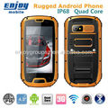 3G GPS cheap smart phone of waterproof phones with 4.3inch Android 4.2 outdoor smartphone S09