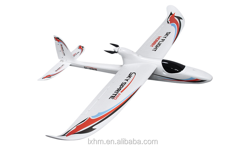 Aircraft models gliders with FPV sky surfer
