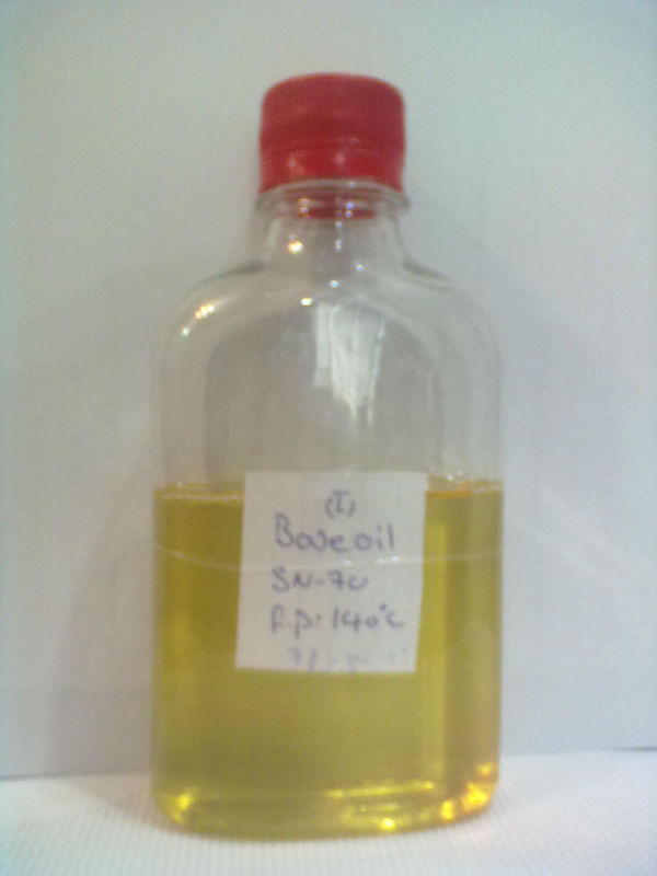 BASE OIL SN70 RECYCLED