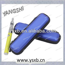 royal blue pu leather e-cigarette carrying cases