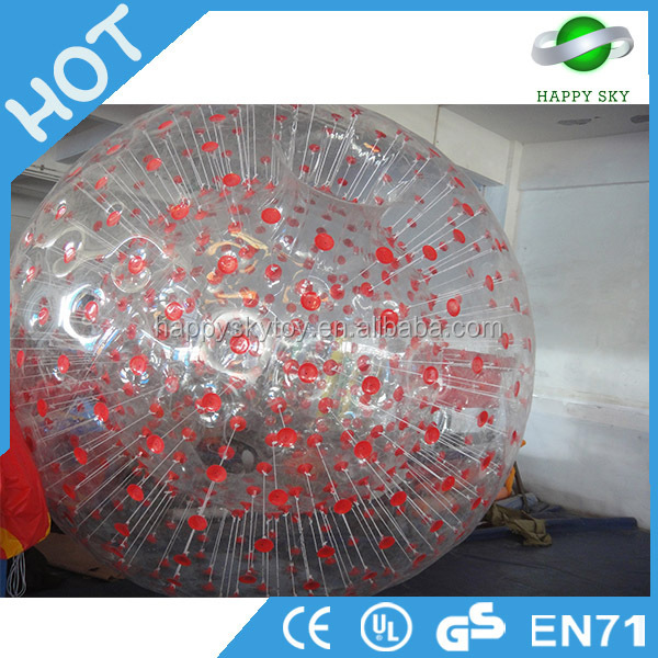 Happy island toys!!!funny inflatable zorb balls,zorb ball manufacturers,zorbing ball for adult