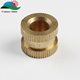 customized precision brass cnc machining parts