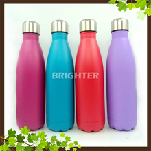 Cola Customized Design Chainstore 500mL Vacuum Insulated Stainless Steel Water Bottle
