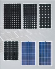 black monocrystalline solar panel 70W made in china of good quality