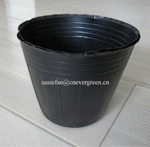 High quality disposable plastic plant pots