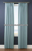 Hotel Light Block Out Curtain 100% polyester blinds
