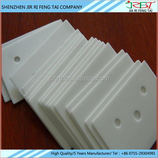 JRFT Excellent Wear Resistance Thermal Conductive Electronic Ceramic Substrate