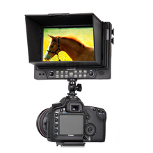 High quality 7 inch DSLR LCD field monitor