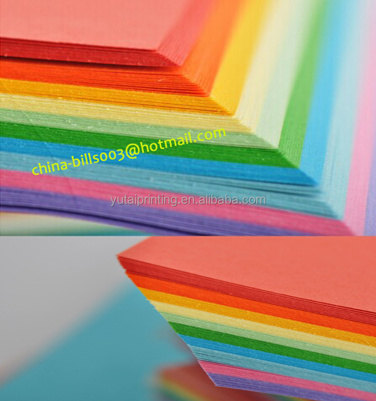 Wholesale colorful custom origami paper