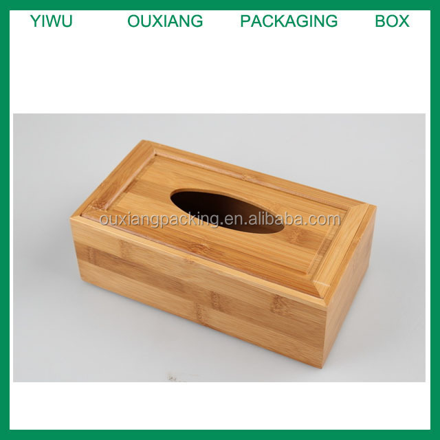 Bamboo Tissue Box,wooden Tissue case