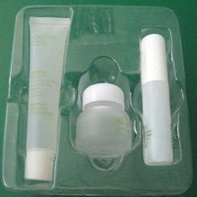 gluewater blister thermoforming PET PVC clamshell packaging