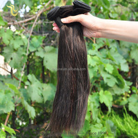 Golden Supplier Hot Selling 16 18 20 Inch Straight Human Hair Weave