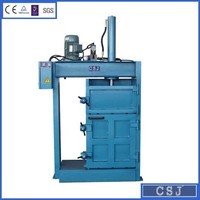low capacity newest design hydraulic compressed towel t-shirt machine